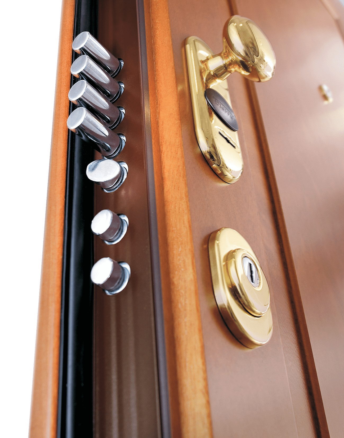 Serrure haute s curit prot gez votre domicile efficacement for Securiser sa porte d entree